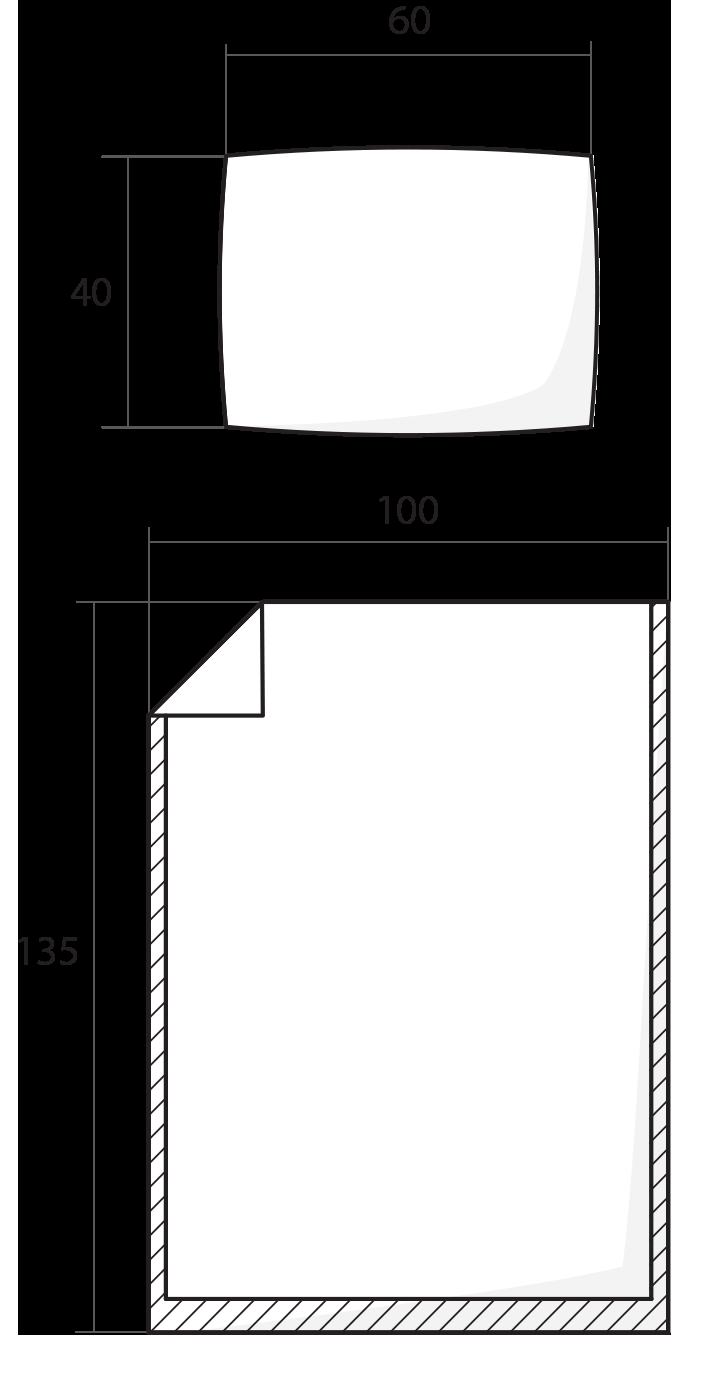 ilustrace dětské povlečení 100x135 cm