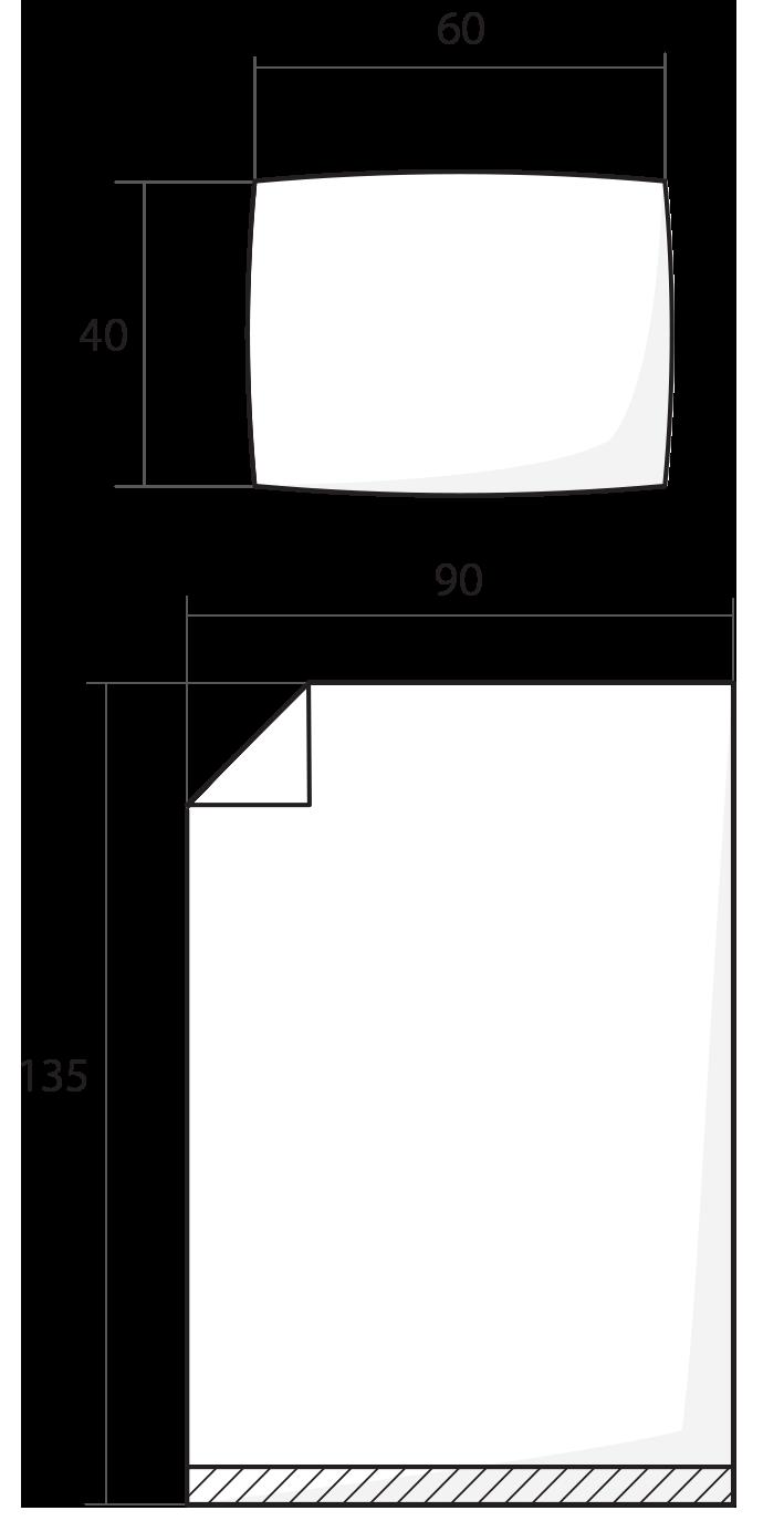 ilustrace dětské povlečení 90x135 cm